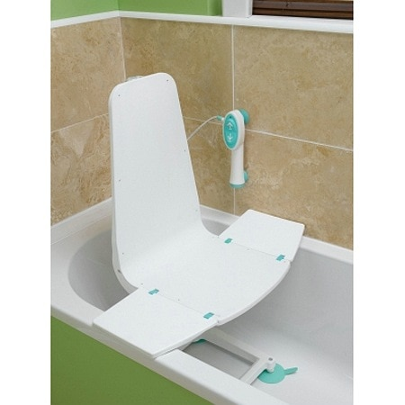 Lumex Splash Ultra-Lightweight Power Bath Lift