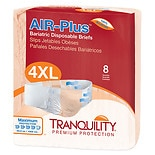 Air-Plus Bariatric Disposable Briefs