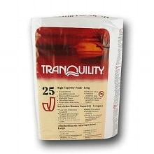 Tranquility High Capacity Pads with Adhesive