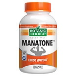 Botanic Choice Manatone Dietary Supplement Capsules
