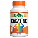 Creatine Dietary Supplement Capsules