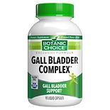 Botanic Choice Gall Bladder Complex Dietary Supplement Liquid Capsules