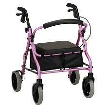 Nova Zoom 18in. Rolling Walker 4218PK