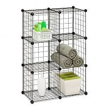 Honey Can Do Modular Mesh Storage 6pk