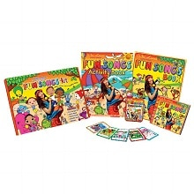 Little Yogis Fun Songs Kit