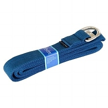 Wai Lana Yoga Strap 8-foot Navy