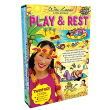Little Yogis Play and Rest DVD Twin Pack