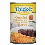 Thick-It Omelet with Sausage & Cheese Puree 15 oz Cans