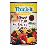 Thick-It Puree Mixed Fruit & Berry,15 oz Cans