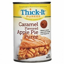 Carmel Apple Pie Puree, Caramel Flavored Apple Pie