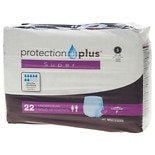 Medline Protection Plus Super Protective Underwear Small