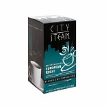 City Steam 17525 Decaffeinated European Roast Single Cup Coffee Pods