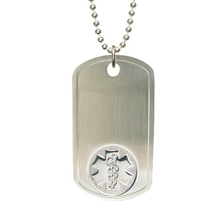 Stainless Steel Pet ID Tag Animal Colony