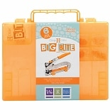 We R Memory Keepers Big Bite Crop-A-Dile II Carrying Case Orange