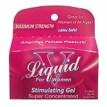 Liquid V For Women - 3 pack Tubes