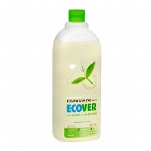 Ecover Dishwashing Liquid Lemon Aloe,6 Pack