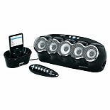 Banshee Docking Speaker Station for iPod JISS-550-BK Black