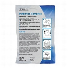 Veridian Healthcare Instant Ice Compresses 6 in x 9 in