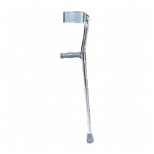 Drive Medical Lightweight Walking Forearm Crutches-Adult