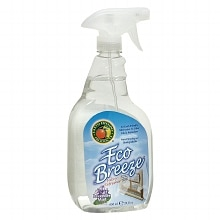 Earth Friendly Products Eco Breeze Lavender Mint Fabric Refresher Spray