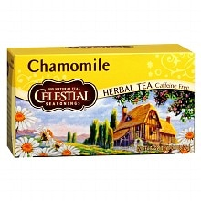 Celestial Seasonings Chamomile Natural Herb Tea, Bags