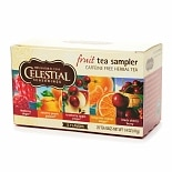 Celestial Seasonings Herbal Tea Fruit Tea Sampler
