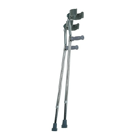 Lumex Deluxe Forearm Crutches Large
