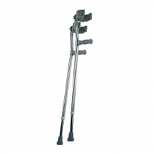 Lumex Deluxe Forearm Crutches Medium