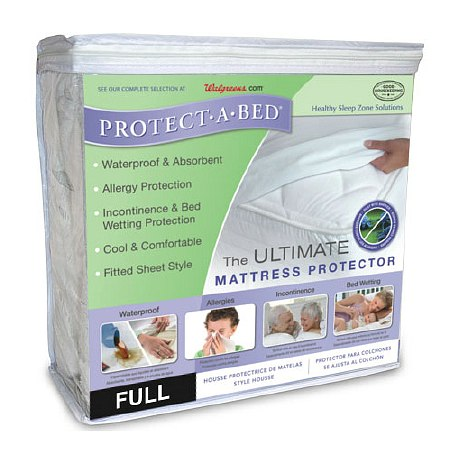 Protect-A-Bed Ultimate Mattress Protector Full