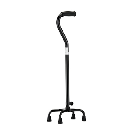 Nova Bariatric Quad Canes with Small Base
