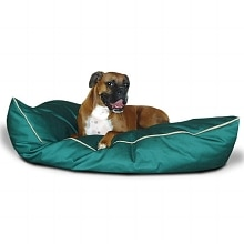 Majestic Pet Products Super Value Pet Bed 28x35 inch Green