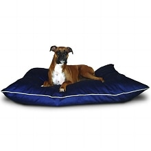 Super Value Pet Bed 28x35 inch, Blue