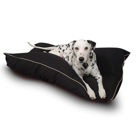 Majestic Pet Products Super Value Pet Bed 28x35 inch Black