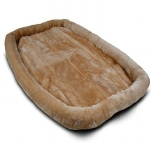 Crate Pet Bed Mat 24 inch, Honey