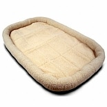 Majestic Pet Products Crate Pet Bed Mat 24 inch Sherpa