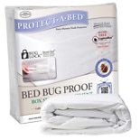 Protect-A-Bed Bed Bug Proof Queen Box Spring Encasement Queen Queen
