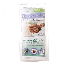Protect-A-Bed Aller Zip Standard Pillow Protector