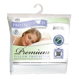 Protect-A-Bed Premium Queen Pillow Protector