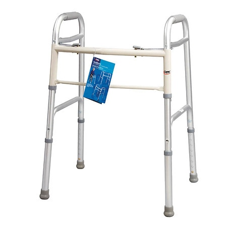 Carex Dual Padded Folding Walker
