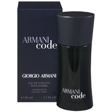 Giorgio Armani Armani Code for Men Eau de Toilette Natural Spray
