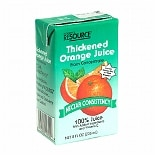 Resource Thickened Orange Juice Nectar Consistency 27 Pack