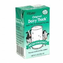 Dairy Thick Original, Nectar Consistency 27 Pack