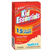 Kid Essentials 1.5 Cal Medical Nutritional Drink with Fiber French Vanilla