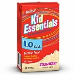 Boost Kid Essentials 1.0 Cal Medical Nutrition Drink Strawberry