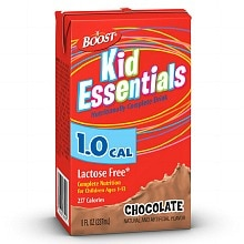 Kid Essentials 1.0 Medical Nutritional Drink Chocolate
