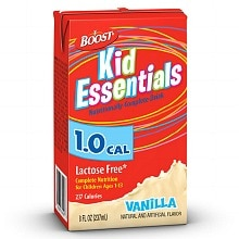 Boost Kid Essentials 1.0 Medical Nutritional Drink Vanilla
