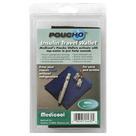 Poucho Insulin Travel Wallet Small