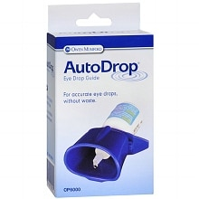 Autodrop Eye Drop Guide