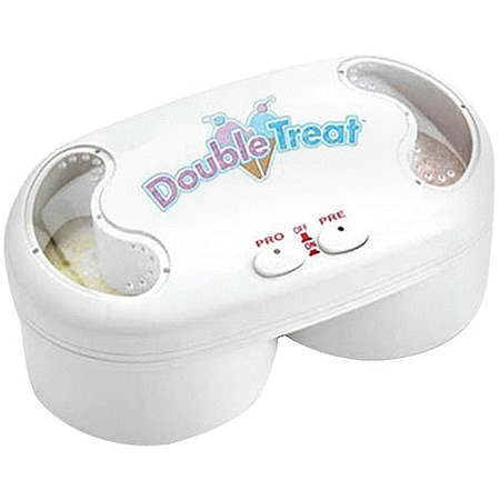 Lentek Double Treat Ice Cream Maker