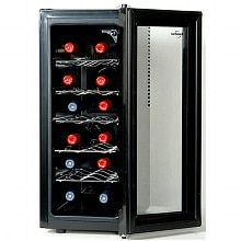 Twelve (12) Bottle Slim Wine Cooler